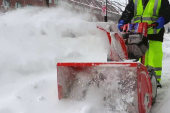 More snow on the way for battered New England