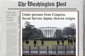 Secret Service deputy director steps down