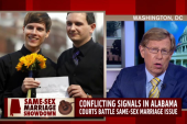 Where marriage equality stands in Alabama