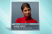 Foley's mom 'heartbroken' for Mueller family