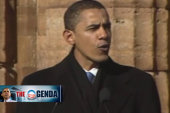 Pres. Obama gets support from the CBC