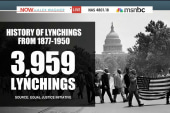 Dark history of lynchings in America exposed
