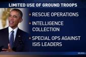 Obama: I won't let ISIS 'have a safe haven'