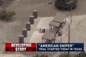 The 'American Sniper' trial