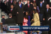 Possible terror plot at the 2009 inauguration