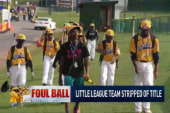 Jackie Robinson West stripped of title