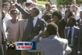 Mandela: 25 years after his prison release