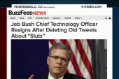 An ugly snag for Jeb Bush's potential...