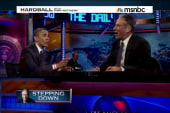 Jon Stewart's huge influence on US politics