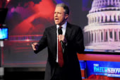 Is Jon Stewart irreplaceable?