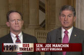 Manchin: I have concerns about Obama's...
