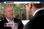 Rove tries to slam Obama on foreign policy