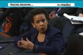 Shenanigans eyed in Lynch confirmation delay