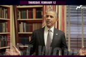President Obama: 'Can I live?'