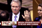 Options nearly gone for Oregon governor