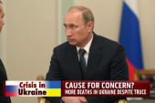 'Virtually no chance of cease-fire holding'