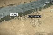 ISIS closes in on Iraqi town