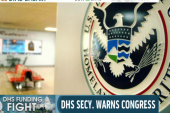 Countdown to DHS shutdown as Congress debates