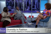 Bevy Smith & Miss J talk diversity in fashion