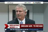 Oregon Governor Kitzhaber to resign