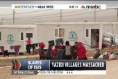 Yazidi villages massacred, women abducted