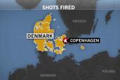 Police: At least 1 dead in Copenhagen...