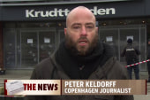 Denmark 'sad, shocked' after shootings
