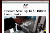 Hacking ring steals up to $1B internationally