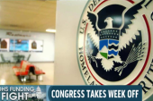 Lawmakers remain deadlocked on DHS funding