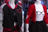 Fashion designer on pop star beginnings