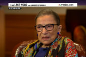 Justice Ginsburg still experiences sexism