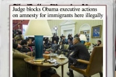 Judge blocks Obama immigration policy