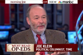 Joe: GOP, Dems must take blame for Middle...