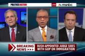 Judge blocks Obama immigration order