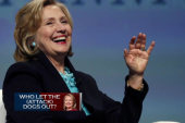 Clinton allies 'outraged' by Axelrod comments