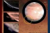 Cloud-like 'plume' on Mars baffles scientists