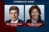 Will 'comeback kids' dominate 2016?