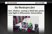 Gov. Scott Walker vs. Higher Ed