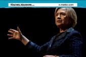Hillary's de facto unopposed run unparalleled