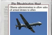 Obama admin. approves drone sale to allies