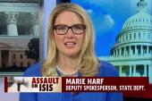State Dept. spokesperson clarifies ISIS...