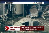 Explosion rocks southern California refinery