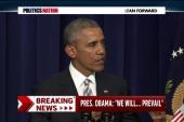 Pres. Obama's big speech on ISIS