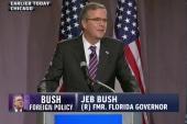 Jeb Bush declares 'I am my own man'