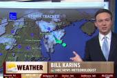 Boston nearly sets snow record