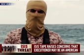ISIS beheading figure could be American