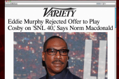 Norm Macdonald: Murphy rejected Cosby skit