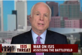 McCain: We need boots on the ground