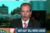 Arkansas 'anti-gay' bill moves ahead