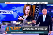 Why is Russian TV obsessed with Jen Psaki?